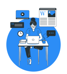 ClipClip graphic for teachers